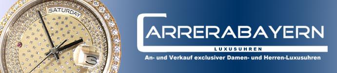 CARRERABAYERN-LUXUSUHREN-Logo